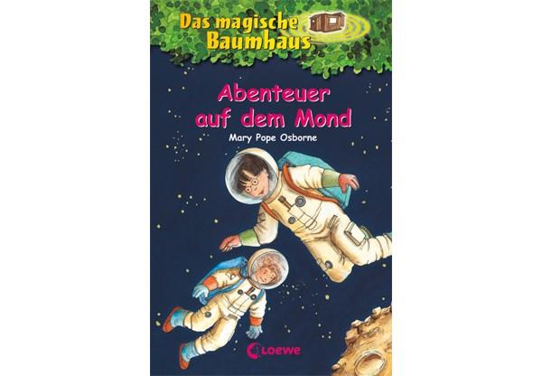 Loewe Osborne, Das magische Baumhaus Bd. 08 Abenteuer auf dem Mond