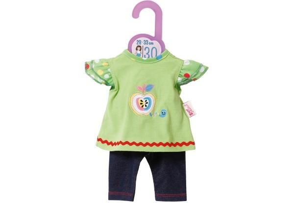 Dolly Moda Shirt m.Leggings, Gr.30cm