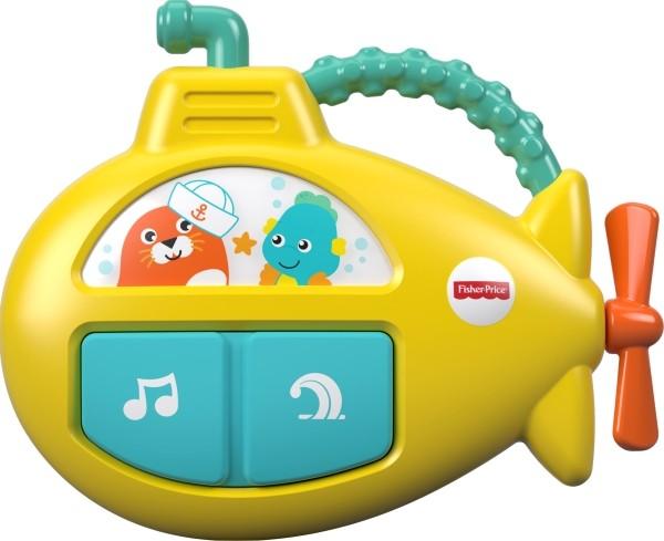 Mattel GFX89 Fisher-Price® Kleines Musik U-Boot