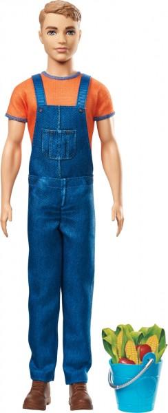 Mattel GCK73 Barbie® Farm Ken Puppe