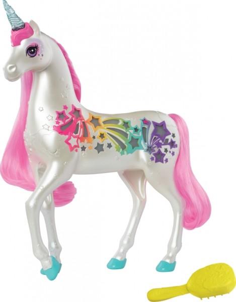 Mattel GFH60 Barbie Magisches Haarspiel-Einhorn