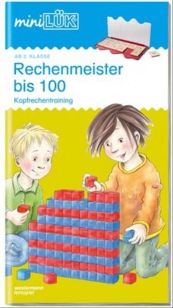 miniLÜK Rechenmeister bis 100