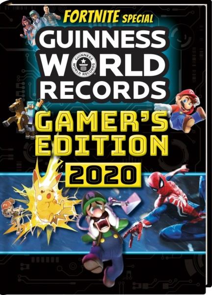 Ravensburger 55468 Guinness World Records Gamer's 2020-H19