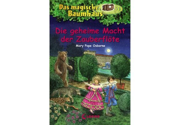 Loewe Osborne, Das magische Baumhaus Bd. 39 Die geheime Macht Zauberflöte