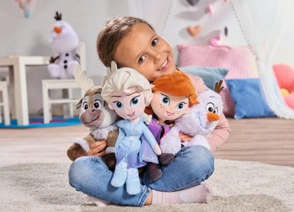 Nicotoy Disney Frozen 2, Friends Anna 25cm
