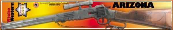 8er Gewehr Arizona ca. 64 cm, Tester