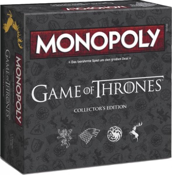 Monopoly Games of Thrones Collectors Edition