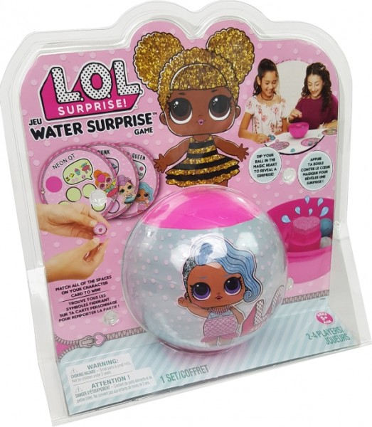 Spin Master L.O.L. Water Surprise Game