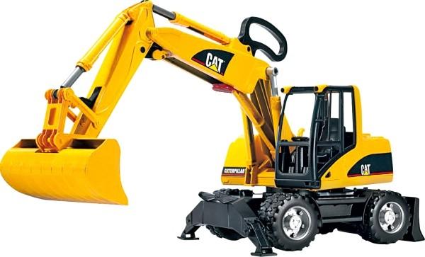 Bruder 02445 CAT Mobilbagger