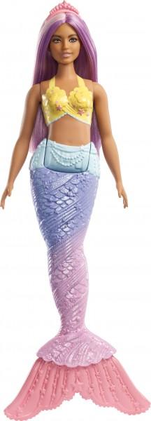 Mattel FXT09 Barbie Dreamtopia Meerjungfrau Puppe 1