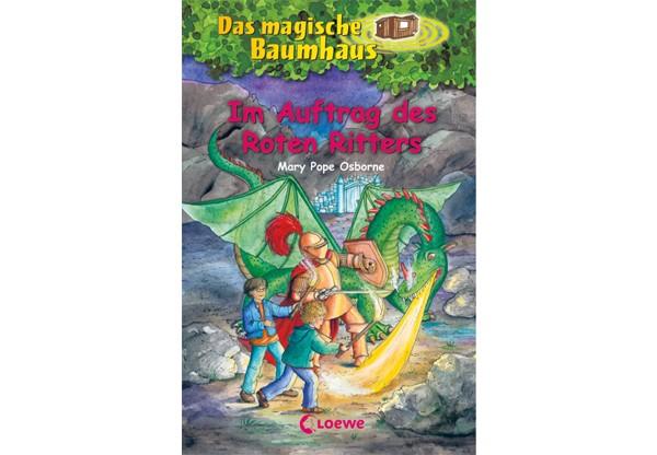 Loewe Osborne, Das magische Baumhaus Bd. 27 Im Auftrag des Roten Ritters