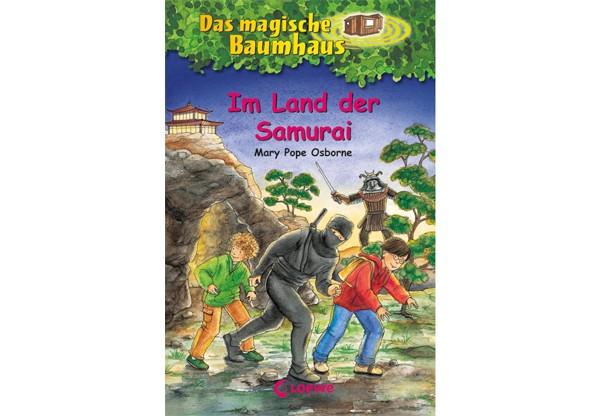 Loewe Osborne, Das magische Baumhaus Bd. 05 Im Land der Samurai