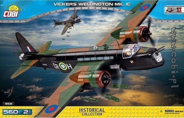 COBI 5531 VICKERS WELLINGTON