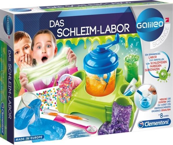 Clementoni Das Schleim-Labor