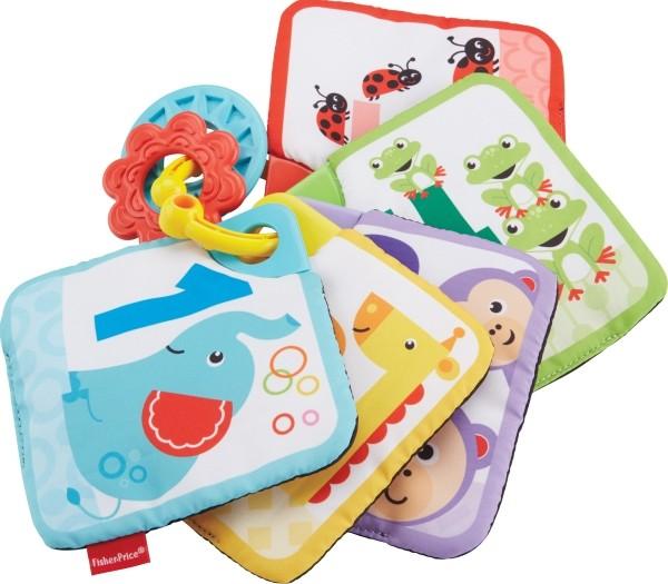 Mattel GFX90 Fisher-Price® Babys Knisterkarten