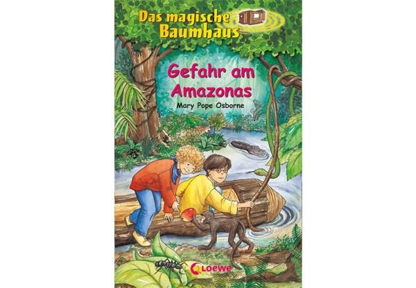 Loewe Osborne, Das magische Baumhaus Bd. 06 Gefahr am Amazonas