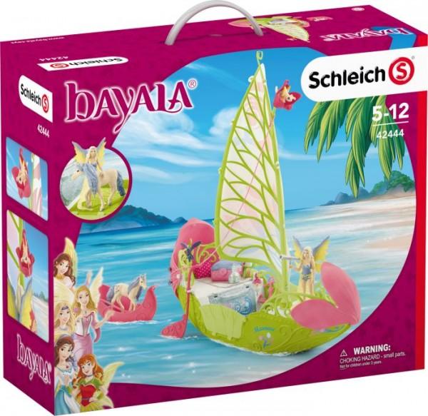 Schleich 42444 bayala Seras magisches Blütenboot