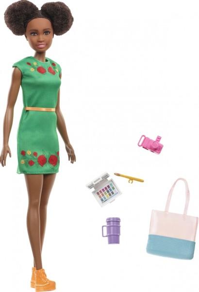 Mattel GBH92 Barbie® Reise Nikki Puppe
