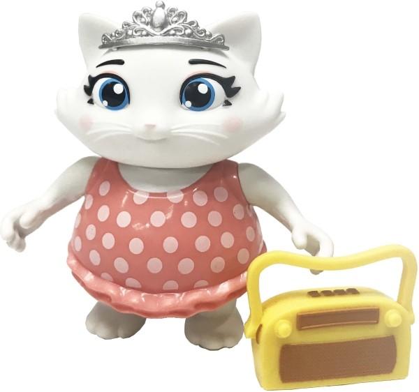 44 CATS Spielfigur Lola mit Radio