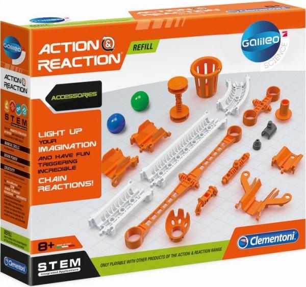 Clementoni Action & Reaction - Zubehör