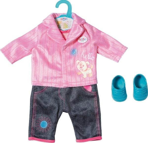 Zapf 827369 BABY born Kleines Kita Outfit 36 cm